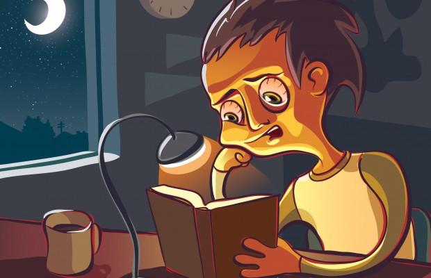 کاهش اضطراب شب امتحان به روش اوج یادگیری